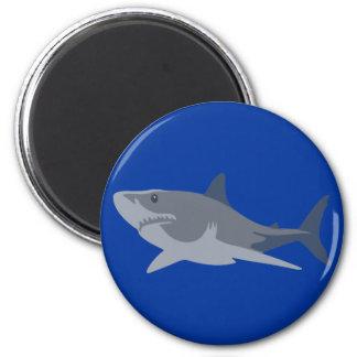 Tubarão shark ima de geladeira