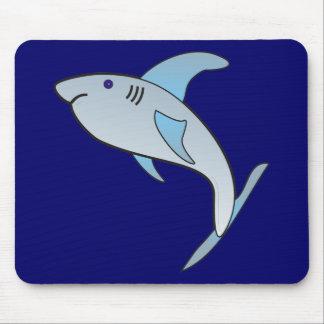 Tubarão shark mousepad