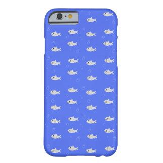Tubarões bonitos capa barely there para iPhone 6