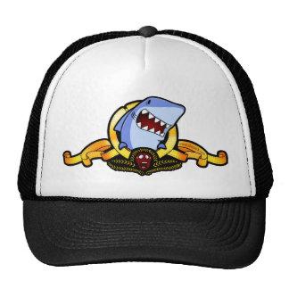 Tubarões para o boné do camionista da causa dos tu