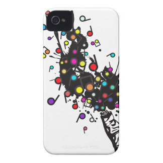 Tubes_of_paint Capas iPhone 4 Case-Mate