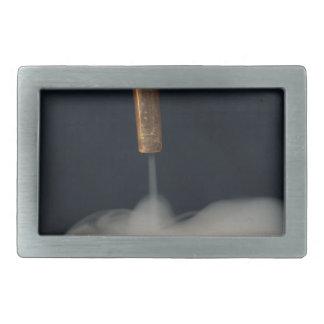 Tubulação de cobre com vapor