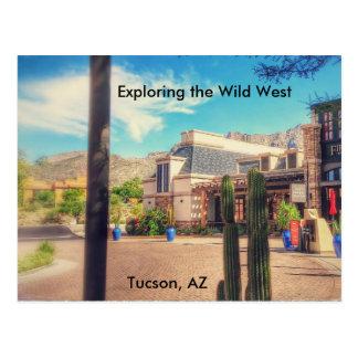 Tucson, cartão da arizona