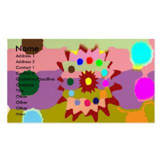 Tudo crianças e Todlers Cartão De Visita