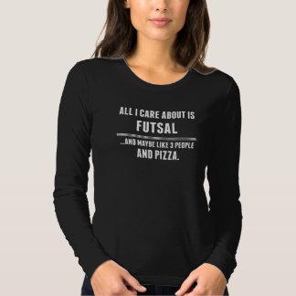 Tudo cuidado de I é aproximadamente esportes de Tshirts