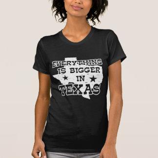 Tudo é mais grande em Texas Camiseta