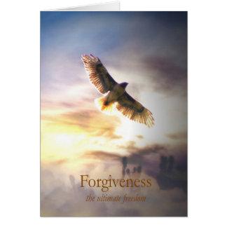 Tudo é perdoado o cartão