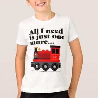 Tudo que eu preciso camiseta