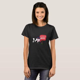 Tudo que eu quero para o Natal é camisa do MOO T