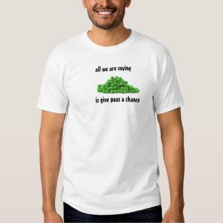 tudo que nós estamos dizendo, somos damos a t-shirts