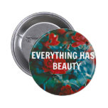 tudo tem a beleza botons
