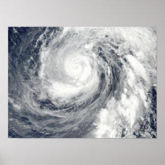 Tufão Phanfone 2 Impressão