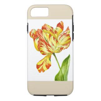 Tulipa impetuosa em umas capas de iphone