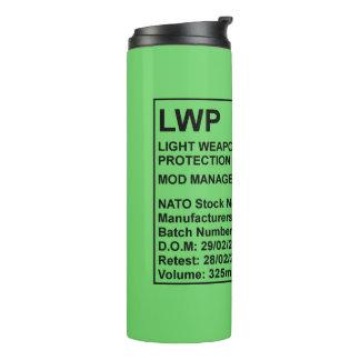 Tumbler do óleo de LWP