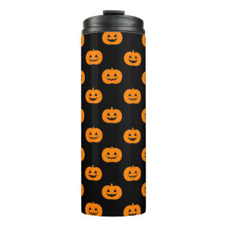 Tumbler do Thermal de Jack O'Lantern