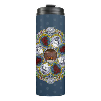 Tumbler do Thermal de Nouveau do inverno