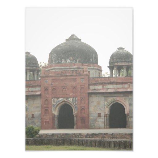 Túmulo de Humayun Deli India Artes De Fotos