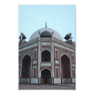Túmulo de Humayun Deli India Foto