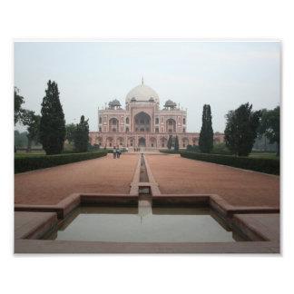 Túmulo de Humayun Deli India Fotografia