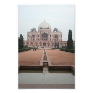 Túmulo de Humayun Deli India Impressão Fotográfica