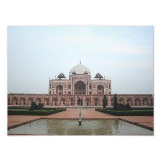 Túmulo de Humayun Deli India Fotos