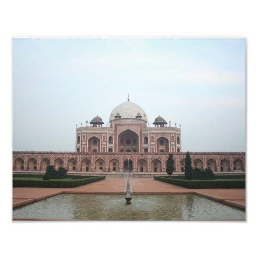 Túmulo de Humayun Deli India Arte De Fotos
