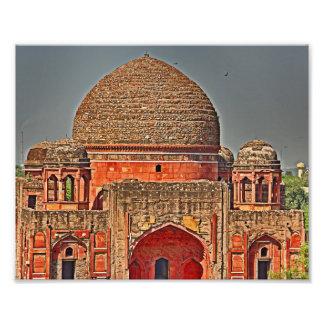 Túmulo de Khan-E-Khana Impressão De Foto