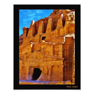 Túmulos antigos impressão de foto