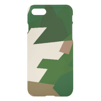 Tundra seca Camo Capa iPhone 7