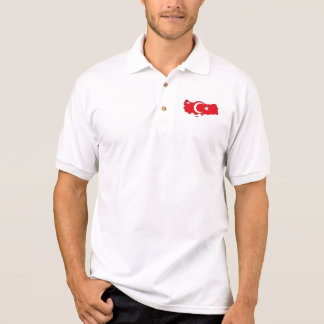 Turkish_map- Camisa Polo