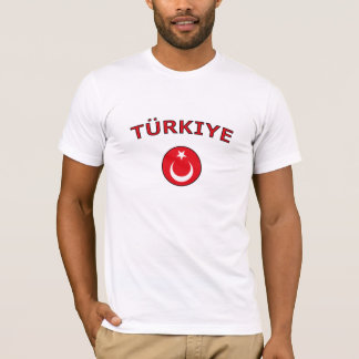 Turkiye Camiseta