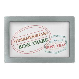 Turkmenistan feito lá isso
