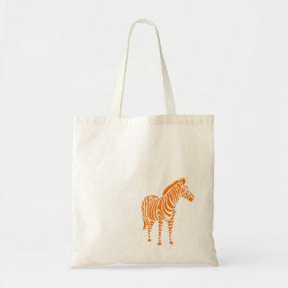Turnbeutel com zebra áfrica meninos menino jardim  bolsas