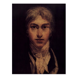 Turner, Joseph Mallord William Selbstportr? t, Cartão Postal