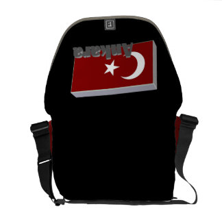 Turquia 3D+H Bolsas Mensageiro