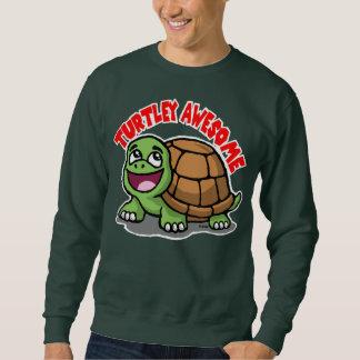 Turtley impressionante moletom