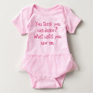 Tutu bonito do bebé! body para bebê