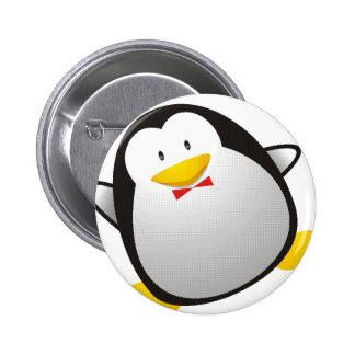 Tux da imagem do linux do pinguim boton