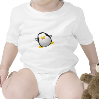 Tux da imagem do linux do pinguim macacões
