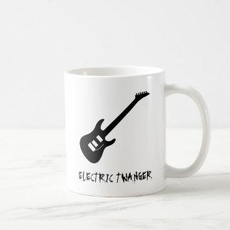 Twanger elétrico caneca de café