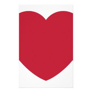 Twitter Love Heart Emoji Papelaria
