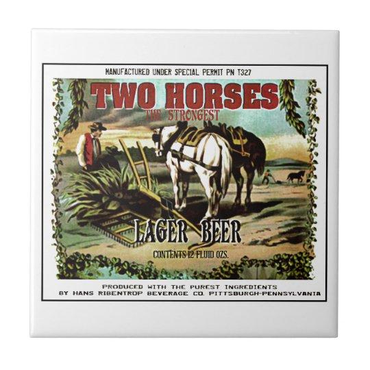 TWO HORSES CERVEJA IMAGINÁRIA