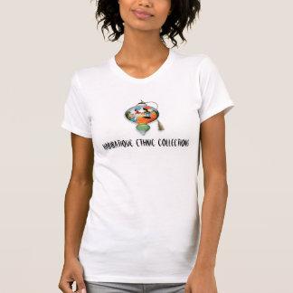 Two_Sisters, coleções étnicas de Habibatique T-shirts