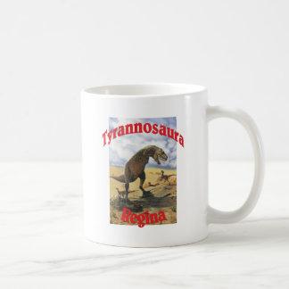 Tyrannosaura Regina Caneca
