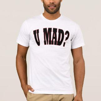 U louco? camiseta