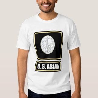 U.S. ASIÁTICO T-SHIRTS