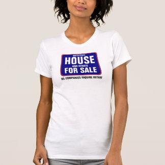U.S. Câmara e Senado para a venda Camiseta