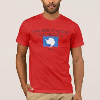 U.S. - Camisa antárctica da estação de Palmer