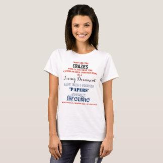 U.S. Camisa da indicação do original da