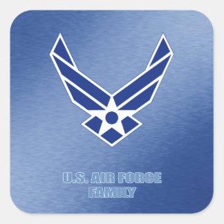 U.S. Etiqueta da família da força aérea